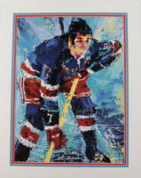 Rod Gilbert Signed 17x22 Custom Matted Photo (Schulte Hologram) at PristineAuction.com