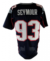 Richard Seymour Signed Jersey (Beckett Hologram) at PristineAuction.com