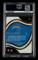 Justin Herbert 2020 Select Prizm Silver #344 RC (PSA 9) at PristineAuction.com