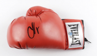 "Chad ""Ochocinco"" Johnson Signed Everlast Boxing Glove (Beckett Hologram) at PristineAuction.com"