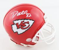 Dante Hall Signed Chiefs Mini Helmet (PSA COA) at PristineAuction.com