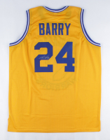 Rick Barry Signed Jersey (Dave & Adams COA) at PristineAuction.com