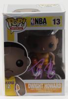Dwight Howard Signed NBA Lakers #13 Funko Pop! Vinyl Figure (JSA COA) (See Description) at PristineAuction.com