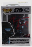 "Kevin Smith Signed ""Star Wars"" #394 Shadow Stormtrooper Funko Pop! Vinyl Figure (JSA COA) at PristineAuction.com"
