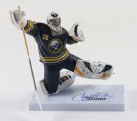 Ryan Miller Signed Hockey Figurine (PSA COA) at PristineAuction.com
