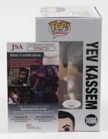 "Larry Thomas Signed ""Seinfeld"" #1086 Yev Kassem Funko Pop! Vinyl Figure Inscribed ""No Soup For You!"" & ""Soup Nazi"" (JSA COA) at PristineAuction.com"