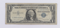 1957A $1 One Dollar U.S. National Currency Blue Seal Bank Note at PristineAuction.com