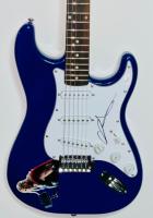 Chris Hemsworth Signed Full-Size Electric Guitar (JSA COA) at PristineAuction.com