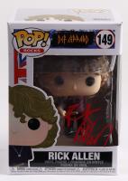 "Rick Allen Signed ""Def Leppard"" #149 Funko Pop! Vinyl Figure (JSA COA) at PristineAuction.com"