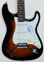 Kenny Chesney Signed Full-Size Electric Guitar (JSA COA) at PristineAuction.com