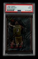 Kobe Bryant 1996-97 Finest #74 RC (PSA 9) at PristineAuction.com