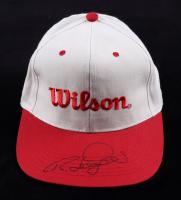 Bernard Langer Signed Wilson Adjustable Hat (JSA COA) at PristineAuction.com