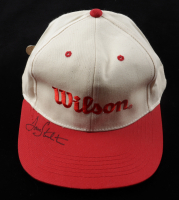 Dave Stockton Signed Wilson Adjustable Hat (JSA COA) at PristineAuction.com