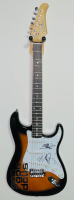 """""""Goo Goo Dolls"""" Full-Size Electric Guitar Band Signed by (3) with John Rzeznik, Robby Takac & Mike Malinin (JSA COA) at PristineAuction.com"""