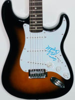 """Glen Campbell Signed Full-Size Electric Guitar Inscribed """"Love"""" (JSA COA) at PristineAuction.com"""