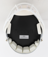 Tremaine Edmunds Signed Bills Full-Size Speed Helmet (Beckett Hologram) at PristineAuction.com