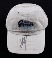 Ai Miyazato Signed Back Nine Green Open Adjustable Hat (JSA COA) at PristineAuction.com