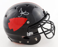 Tyreek Hill Signed Full-Size Authentic On-Field Helmet (Beckett COA) (See Description) at PristineAuction.com