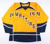 Mattias Ekholm Signed Jersey (JSA COA) at PristineAuction.com