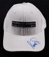 Laura Diaz Signed Porsche Design Golf Adjustable Hat (JSA COA) at PristineAuction.com