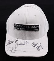 Porsche Design Golf Adjustable Hat Signed by (4) with Carin Koch, Juli Inkster, Alena Sharp & Cristie Kerr (JSA COA) at PristineAuction.com