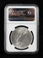 1922 Peace Silver Dollar (NGC UNC Details) at PristineAuction.com