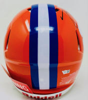 Trevor Lawrence Signed LE Clemson Tigers Full-Size Authentic On-Field Speed Helmet With (3) Career Stat Inscriptions (Fanatics Hologram) at PristineAuction.com
