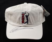 Greg Norman Signed The Game PGA Tour Adjustable Hat (JSA COA) at PristineAuction.com
