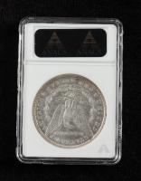 1889 Morgan Silver Dollar VAM-13 (ANACS AU50) at PristineAuction.com