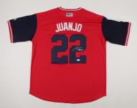 Juan Soto Signed Nationals Jersey (JSA COA) at PristineAuction.com
