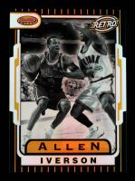 Allen Iverson 1996-97 Bowman's Best Refractors #TB13 RET at PristineAuction.com