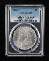 1884-O Morgan Silver Dollar (PCGS MS64) at PristineAuction.com