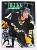 "Jaromir Jagr Signed ""Beckett: Hockey Monthly"" Magazine (JSA Hologram) at PristineAuction.com"
