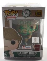 Larry Bird Signed Celtics #83 Funko Pop! Vinyl Figure (JSA COA & Bird Hologram) at PristineAuction.com