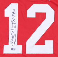 """Marcel Dionne Signed Jersey Inscribed """"HOF 92"""" (Tristar Hologram) (See Description) at PristineAuction.com"""