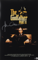 """James Caan Signed """"The Godfather"""" 11x17 Movie Poster (Beckett Hologram) at PristineAuction.com"""