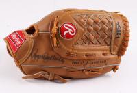 Ryne Sandberg Signed Rawlings Baseball Glove Inscribed (JSA COA) at PristineAuction.com