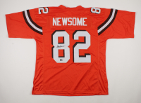 Ozzie Newsome Signed Jersey (Beckett Hologram) at PristineAuction.com
