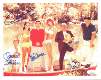 """Bob Denver, Russell Johnson & Dawn Wells Signed """"Giligan's Island"""" 8x10 Photo Inscribed """"Mary Ann"""" (JSA COA) at PristineAuction.com"""