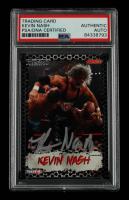 Kevin Nash Signed 2008 TRISTAR TNA Impact #69 (PSA Encapsulated) at PristineAuction.com
