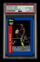 Koko B. Ware Signed 1991 Classic WWF Superstars #53 (PSA Encapsulated) at PristineAuction.com