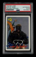 "Koko B. Ware Signed 1990 Classic WWF #119 Inscribed ""5/26/06"" (PSA Encapsulated) at PristineAuction.com"