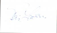 Denis Lawson Signed 3x5 Cut (JSA COA) at PristineAuction.com