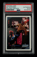 Rey Mysterio Signed 2004 2009 Topps WWE #7 (PSA Encapsulated) at PristineAuction.com