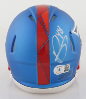 Bud Dupree Signed Titans Speed Mini Helmet (Beckett Hologram) at PristineAuction.com