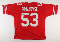 Bill Romanowski Signed Jersey (JSA COA) at PristineAuction.com
