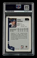 Borje Salming Signed 2004-05 ITG Franchises Canadian #103 (PSA Encapsulated) at PristineAuction.com