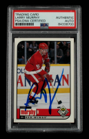Larry Murphy Signed 1998-99 UD Choice #70 (PSA Encapsulated) at PristineAuction.com