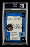 Patrick Marleau Signed 1998-99 SPx Top Prospects #50 (PSA Encapsulated) at PristineAuction.com