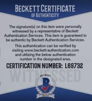 Dak Prescott Signed 35x43 Custom Framed Jersey Display (Beckett COA) at PristineAuction.com